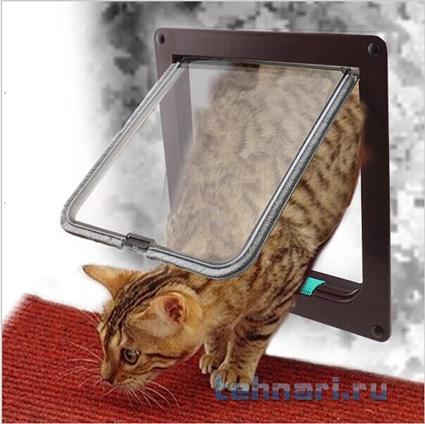 Название: Pet-Dog-Cat-Door-Small-Pet-Animal-Door-4-Way-Magnetic-Lockable-Dog-Door-Cat-Kitty.jpg Просмотров: 331  Размер: 50.3 Кб