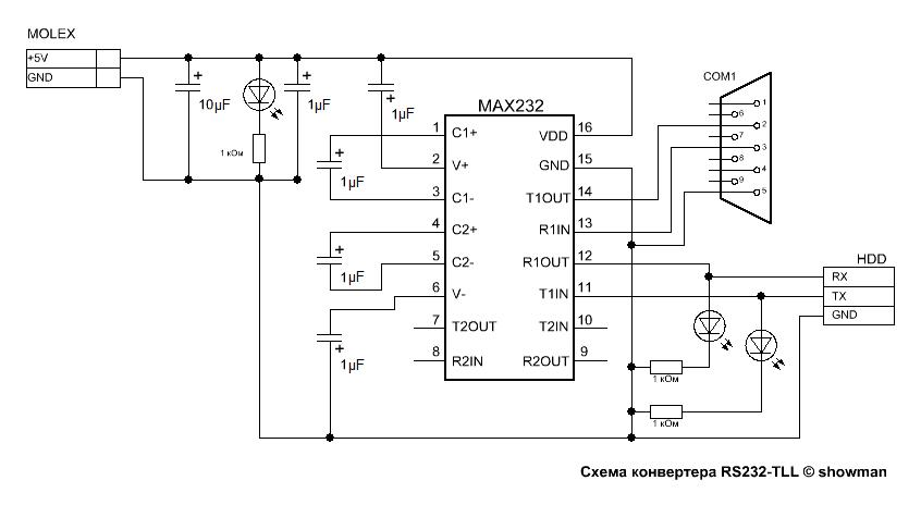 программатор HDD.zip