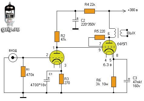 трансформаторе ТСШ-170-3