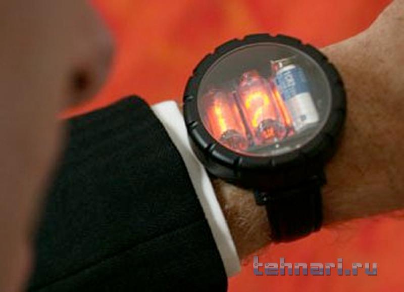 детские наручные часы или будильник
