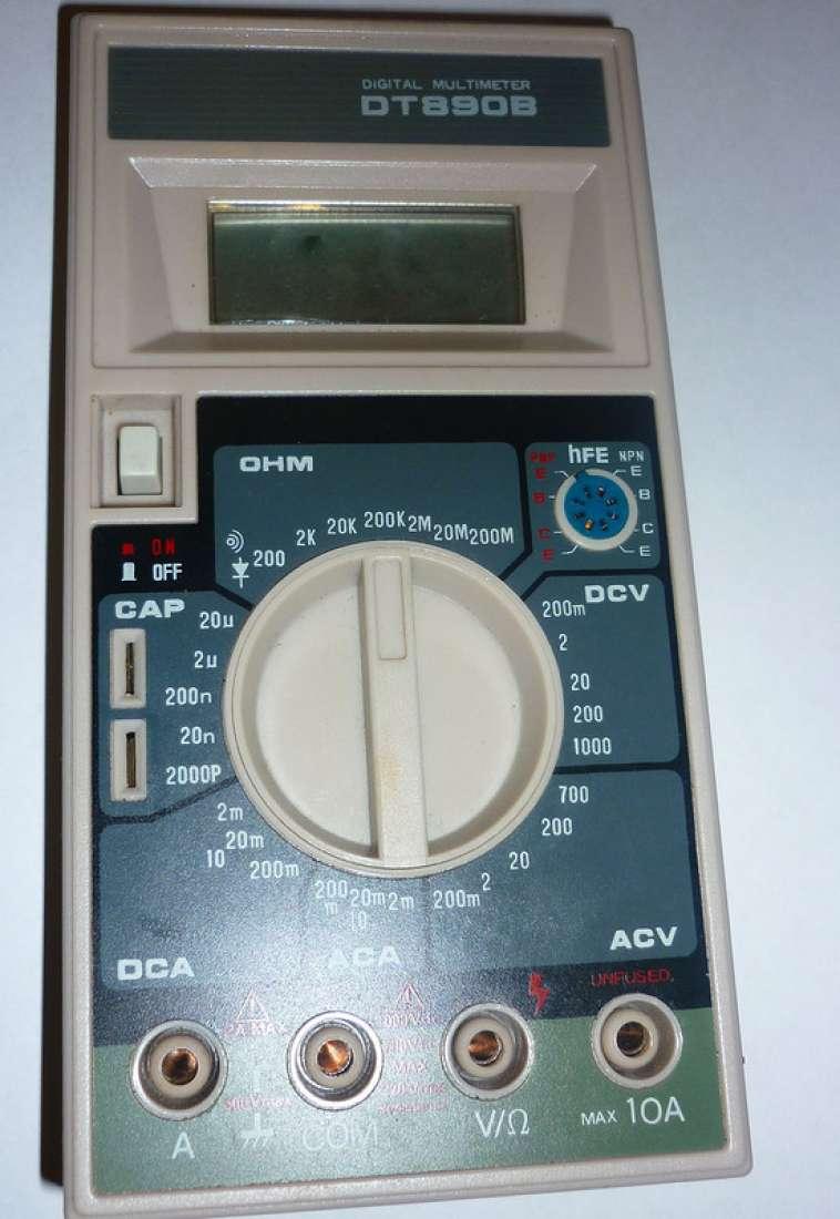 схема DT890B+ (новая