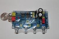 набор для сборки усилителя звука кт
