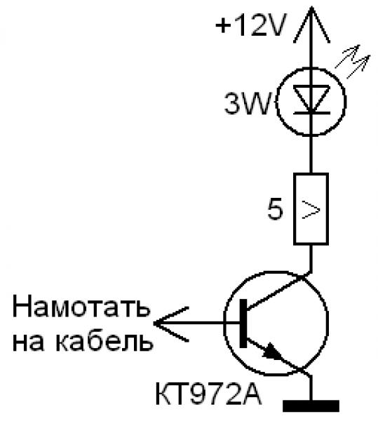 Стробоскоп для зажигания своими руками