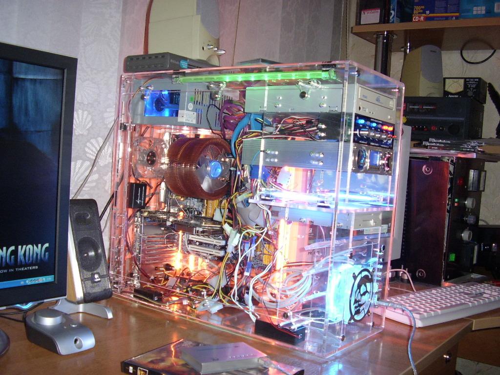Ремонт компьютера своими рука 111