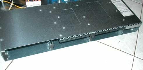 1U server case Intel