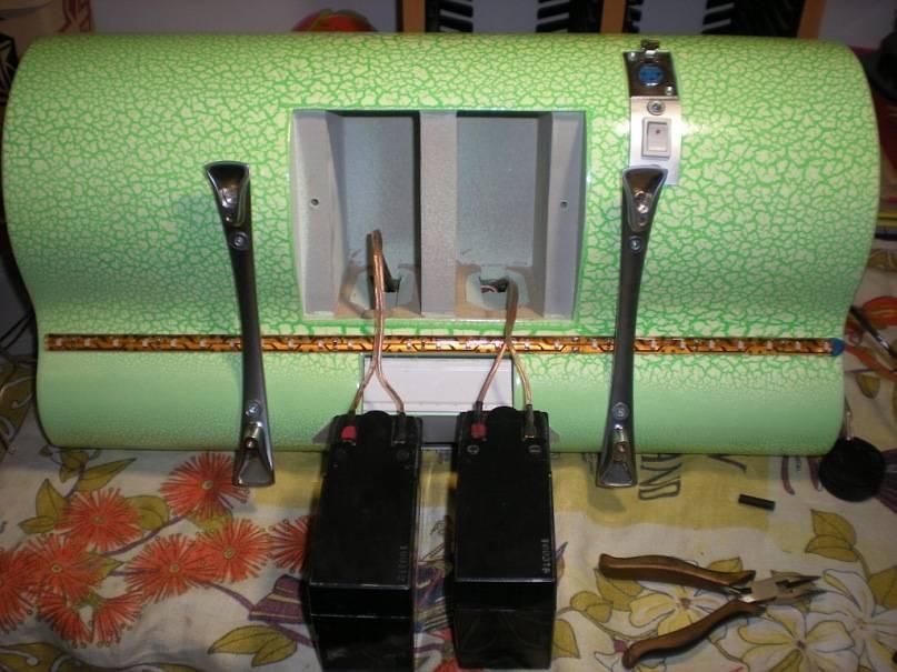 Колонка для телефона из старого телевизора - Технический форум